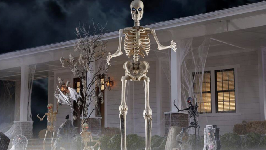 What Marketers Can Learn From Home Depot's Beloved (and Sold-Out) 12-Foot Skeleton