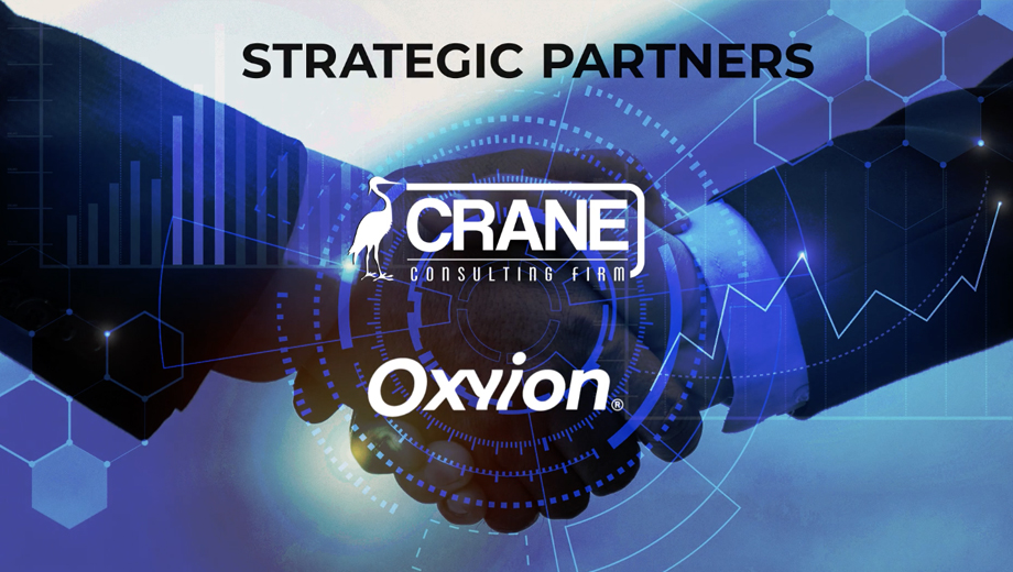 A Few words from our strategic partner: Oxyion
